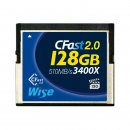 CFast 2.0 Card 3400X blue 128 GB