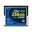 CFast 2.0 Card 3400X blue 256 GB