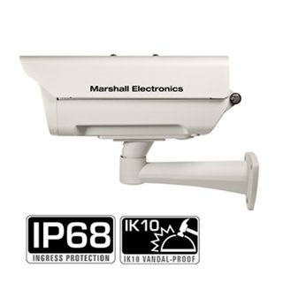 Outdoor IP68 Housing with Heater & Fan