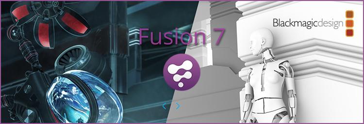 Blackmagic: Fusion