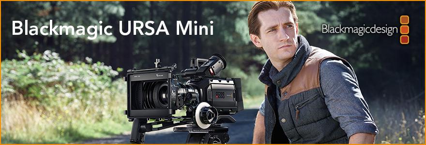 Blackmagic: URSA mini