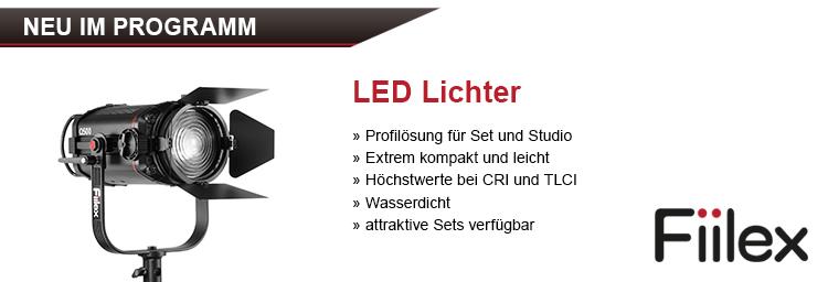 Fiilex: LED Licht der Extraklasse
