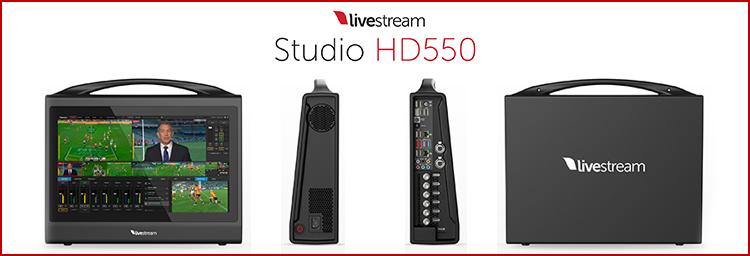 Livestream HD550